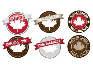 Canadian labels